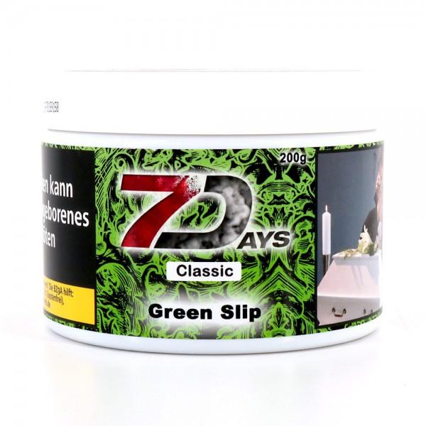 Green Slip