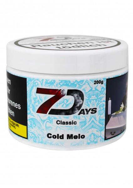 Cold Melo