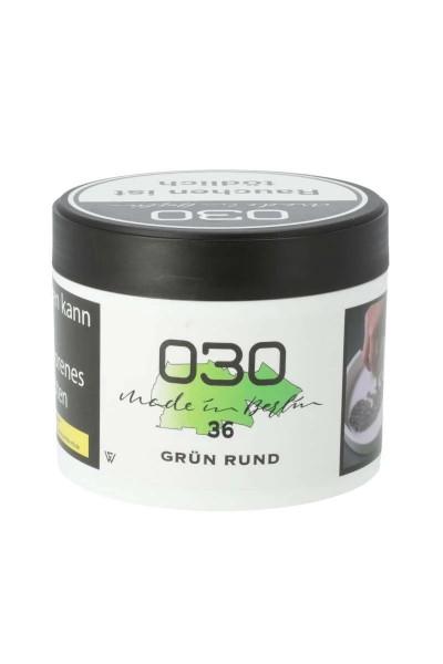 Grün Rund 36